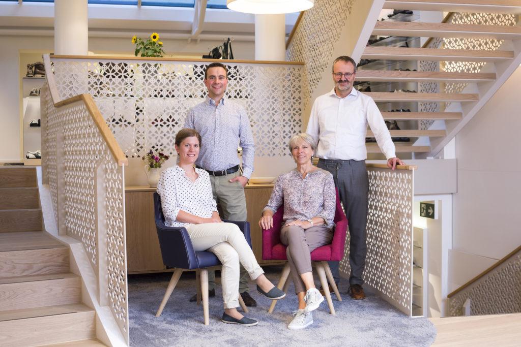 Familie Schneider (6. & 7. Generation)