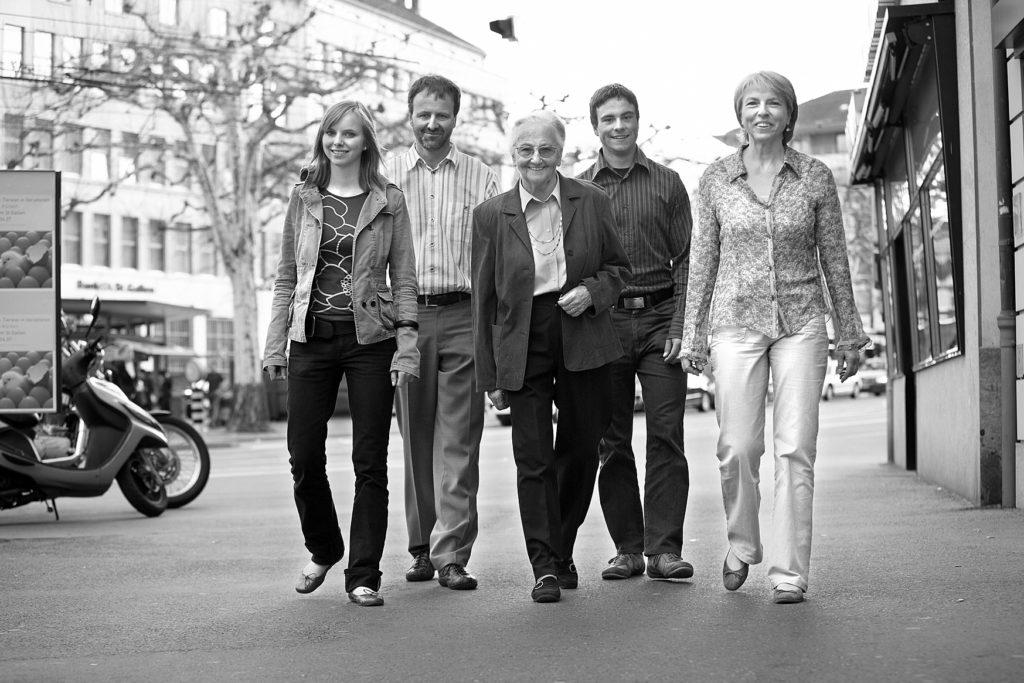 Familie Schneider (5. - 7. Generation)